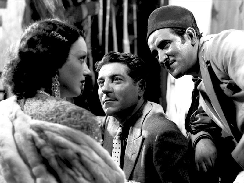 """Pépé le Moko"" de Julien Duvivier (1937) avec Jean Gabin, Mireille Balin, Line Noro,Lucas Gridoux, Fernand Charpin, Marcel Dalio, Fréhel"