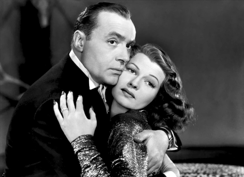 """Six destins"" (Tales of Manhattan) de Julien Duvivier (1942) avec Rita Hayworth, Charles Boyer, Henry Fonda,Charles Laughton, ,Edward G. Robinson, Paul Robeson"