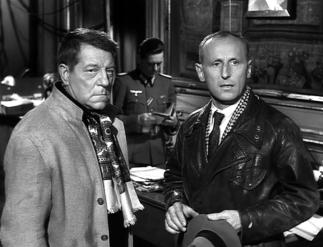 """""""La Traversée de Paris"""" de Claude Autant-Lara (1956) avec Jean Gabin, Bourvil, Louis de Funès"""
