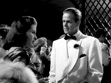 CRISS CROSS (Pour toi, j'ai tué) – Robert Siodmak (1949) - Yvonne De Carlo, Dan Duryea
