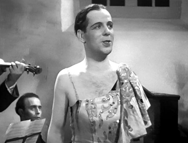 LA GRANDE ILLUSION – Jean Renoir (1937) - Jean Gabin, Pierre Fresnay, Erich von Stroheim, Marcel Dalio, Dita Parlo, Julien Carette, Gaston Modot