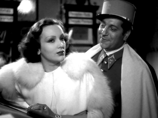 GUEULE D'AMOUR - Jean Grémillon (1937) avec Jean Gabin, Mireille Balin, René Lefèvre