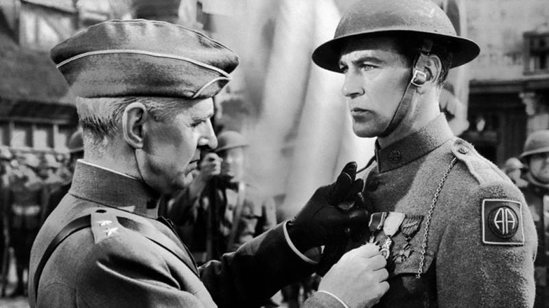 Sergent York (Sergeant York) est un film américain réalisé par Howard Hawks en 1941. En 2008, le film est rentré dans le National Film Registry pour conservation à la Bibliothèque du Congrès aux États-Unis.