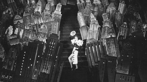 42nd STREET – Lloyd Bacon (1933) - Warner Baxter, Bebe Daniels, George Brent, Ruby Keeler, Ginger Rogers