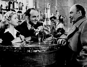Blanchette Brunoy, Bernard Blier, Félix Oudart