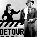 DETOUR Edgar George Ulmer (1945) – Ann Savage, Tom Neal
