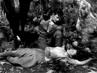 UNDERCURRENT (Lame de fond) – Vincente Minnelli (1946) - Katharine Hepburn, Robert Taylor