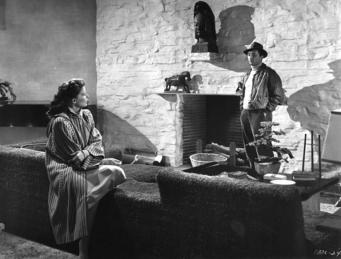 UNDERCURRENT (Lame de fond) – Vincente Minnelli (1946) - Katharine Hepburn, Robert Mitchum