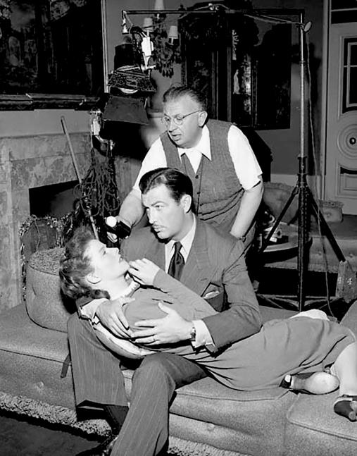 UNDERCURRENT (Lame de fond) – Vincente Minnelli (1946) - Katharine Hepburn, Robert Taylor et Karl Freund (Directeur de la photographie)
