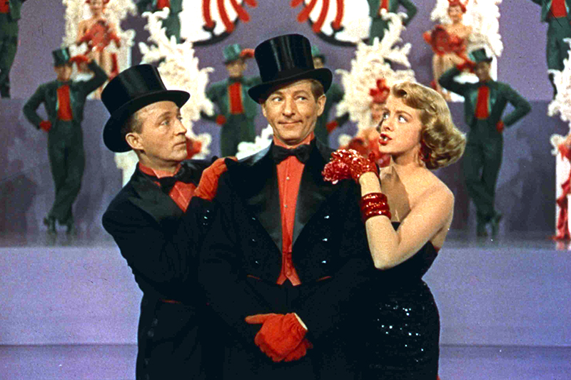 WHITE CHRISTMAS – Michael Curtiz (1954) - Bing Crosby, Danny Kaye, Rosemary Clooney,WHITE CHRISTMAS – Michael Curtiz (1954) - Bing Crosby, Danny Kaye, Rosemary Clooney