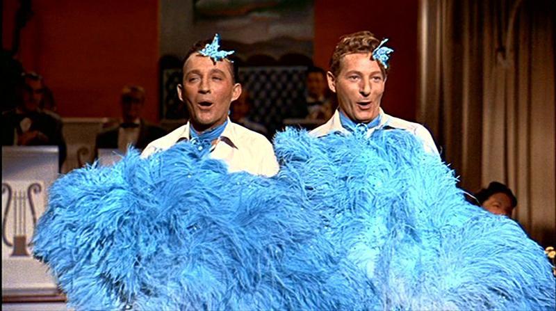 WHITE CHRISTMAS – Michael Curtiz (1954) - Bing Crosby, Danny Kaye