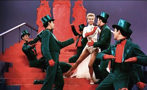 WHITE CHRISTMAS – Michael Curtiz (1954) - Bing Crosby, Danny Kaye, Vera-Ellen