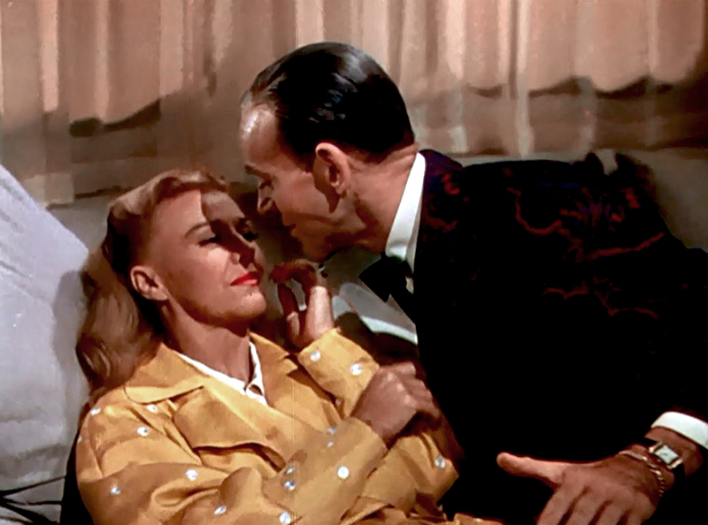 """You'd be Hard to Replace"" - Fred Astaire et Ginger Roger dans THE BARKLEYS OF BROADWAY - Charles Walters (1949)"