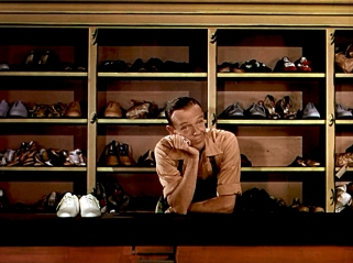"""Shoes with Wings On"" - Fred Astaire et Ginger Roger dans THE BARKLEYS OF BROADWAY - Charles Walters (1949)"