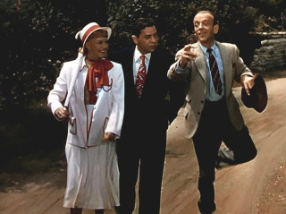 """Weekend in the Country"" - Fred Astaire et Ginger Roger dans THE BARKLEYS OF BROADWAY - Charles Walters (1949)"