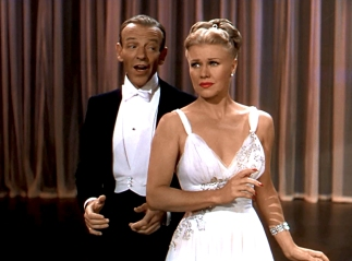 """They Can't Take That Away From Me"" - Fred Astaire et Ginger Roger dans THE BARKLEYS OF BROADWAY - Charles Walters (1949)"
