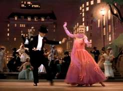 """Manhattan Down Beat"" - Fred Astaire et Ginger Roger dans THE BARKLEYS OF BROADWAY - Charles Walters (1949)"