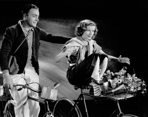 Cœurs brisés (Break of Hearts) par Philip Moeller(1935), avec Katharine Hepburn et Charles Boyer