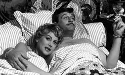 LE CAVE SE REBIFFE – Gilles Grangier (1961) - Martine Carol et Franck Villard