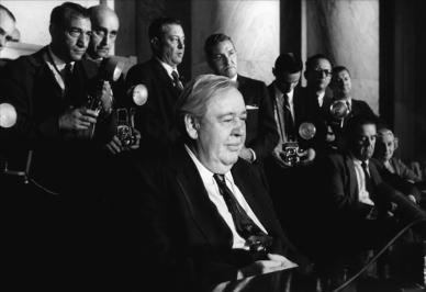 Charles Laughton dans Advise & Consent (Tempête à Washington) réalisé par Otto Preminger, 1962