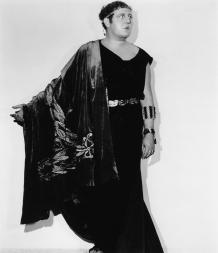 Charles Laughton dans Le Signe de la croix réalisé par Cecil B. DeMille (1932)