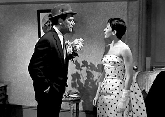 FOLIES-BERGERE (Un Soir au Music-hall) – Henri Decoin (1957) - Eddie Constantine et Zizi Jeanmaire