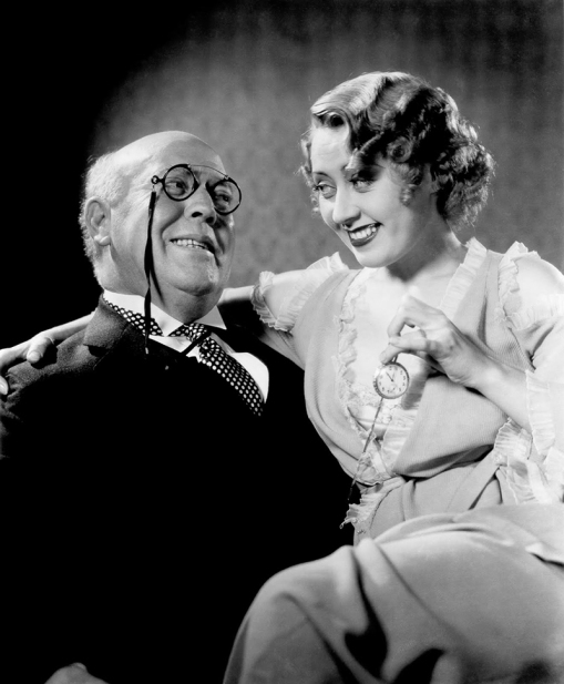 Joan Blondell et Guy Kibbee - GOLD DIGGERS OF 1933, Mervyn LeRoy et Busby Berkeley