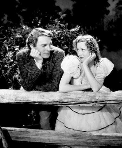Dans La Furie de l'or noir, Irene Dunne apprend à ses dépens que le mariage peut être une difficile aventure. Elle n'en restera pas moins fidèle à son mari.