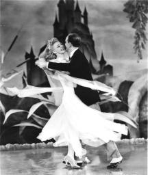 Fred Astaire et Ginger Rogers dans Amanda (Carefree) de Mark Sandrich (1938)