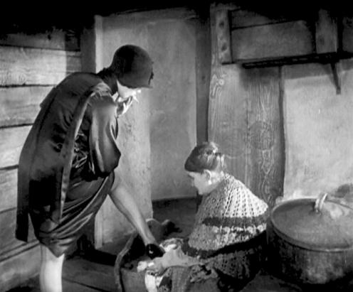 SUNRISE - F. W. Murnau (1927) - Janet Gaynor, Georges O'Brien