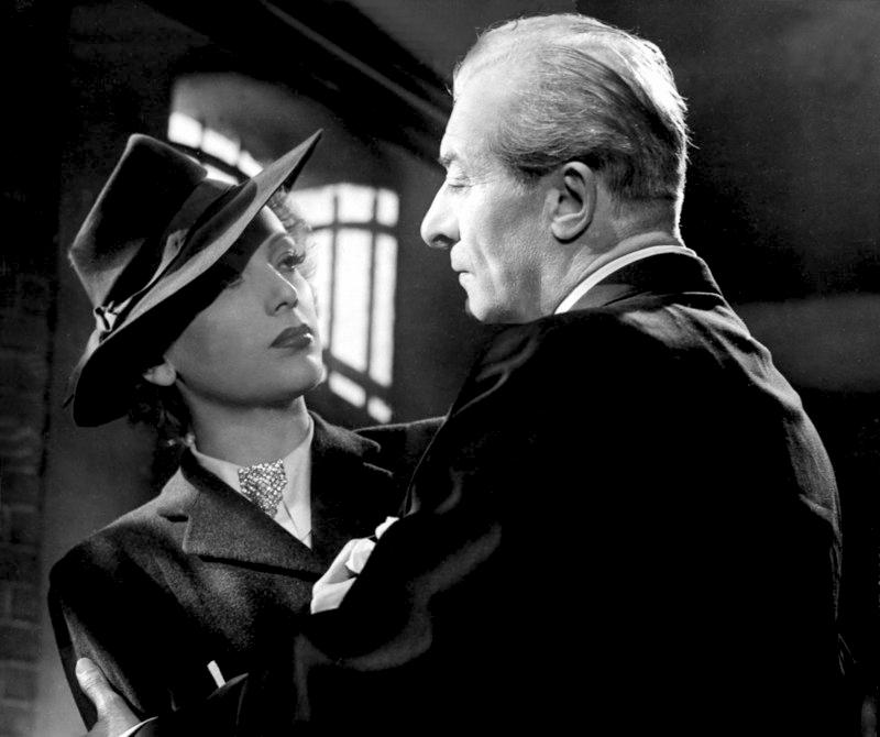 L'assassin a peur la nuit de Jean Delannoy (1942) avec Mireille Balin, Jean Chevrier et Louise Carletti