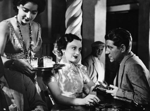 Pépé le Moko de Julien Duvivier (1937) avec Jean Gabin, Line Noro et Mireille Balin
