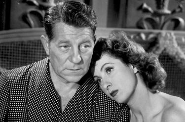 Jean Gabin et Danielle Darrieux dans La Vérité sur Bébé Donge (Henri Decoin, 1952)