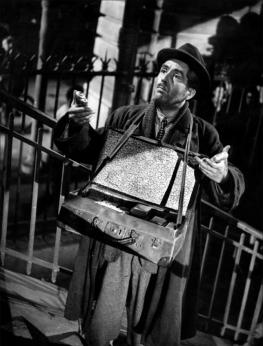 LES PORTES DE LA NUIT – Marcel Carné (1946), Julien Carette