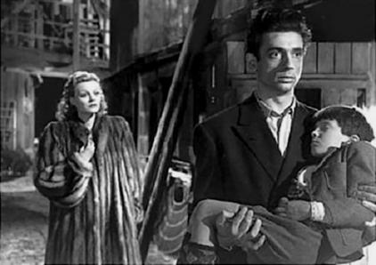 LES PORTES DE LA NUIT – Marcel Carné (1946), Nathalie Nattier
