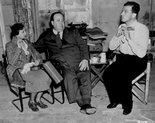 ON SET - SABOTAGE (Agent secret) – Alfred Hitchcock (1936) avec Sylvia Sydney, Oscar Homolka et John Loder