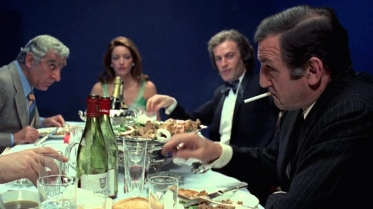 LA BONNE ANNEE de Claude Lelouch (1973) avec Lino Ventura, Françoise Fabian, Charles Gérard