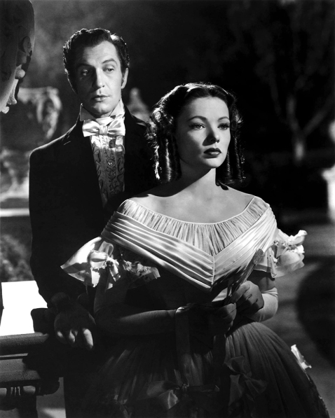 DRAGON WYCK (Dragonwyck) - Joseph L. Mankiewicz (1946) - Gene Tierney, Vincent Price, Walter Huston