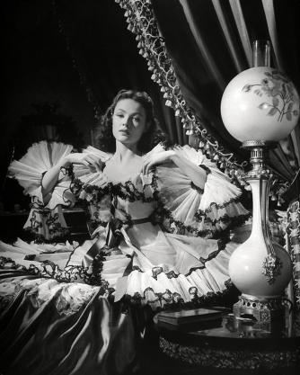 Gene Tierney dans DRAGONWYCK (Le Château du dragon) – Joseph L. Mankiewicz (1946)