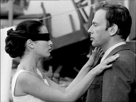 L'HOMME QUI MENT de Alain Robbe-Grillet (1968) avec Jean-Louis Trintignant