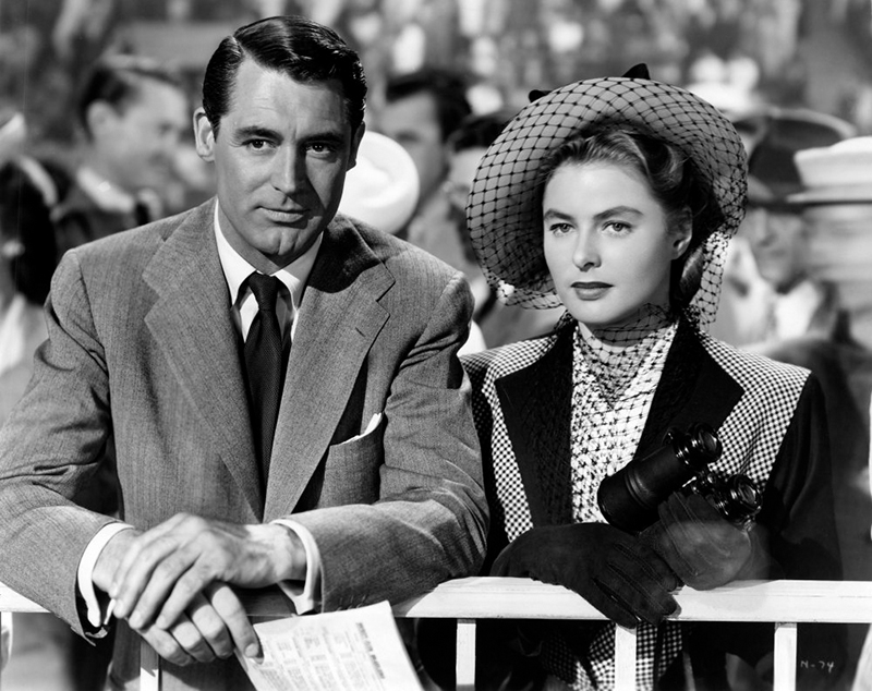 cary grant 1946 Notorious dieulois