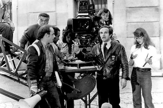 LA NUIT AMERICAINE de François Truffaut (1973) avec Jacqueline Bisset, Jean-Pierre Léaud, Jean,Pierre Aumont, Valentina Cortese