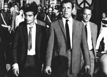 Z de Costa-Gavras (1969) avec Jean-Louis Trintignant, Yves Montand, Irène Papas, Jacques Perrin