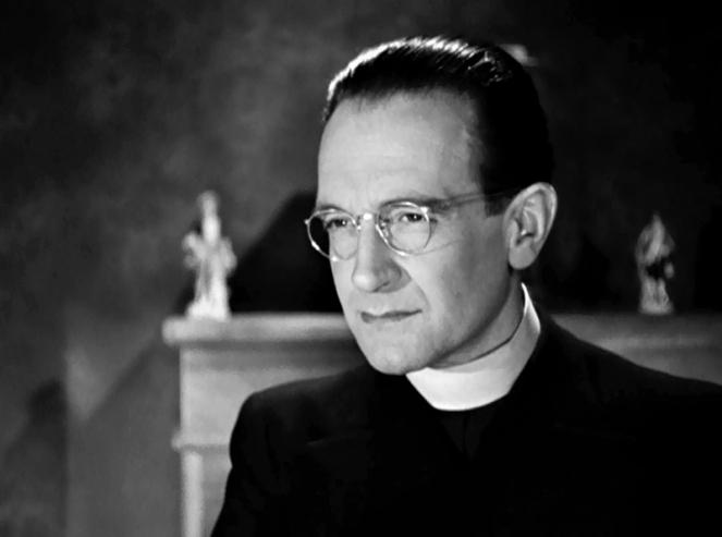Pierre Fresnay : le commissaire Wens et le pasteur Robert Lester