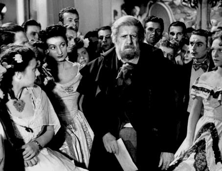 Au Bonheur des Dames d'André Cayatte (1943) tiré du roman d'Émile Zola avec Michel Simon, Albert Préjean, Blanchette Brunoy, Suzy Prim