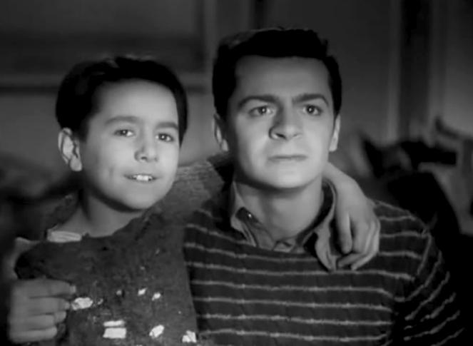 Le Carrefour des enfants perdus de Léo Joannon (1944) avec René Dary, Raymond Bussières, Jean Mercanton et Serge Reggiani