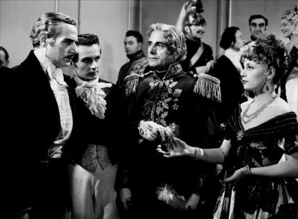 Le Comte de Monte-Cristo de Robert Vernay (1943) avec Pierre Richard-Willm, Michèle Alfa, Aimé Clariond