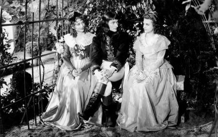 Le Destin fabuleux de Désirée Clary de Sacha Guitry (1941) avec Sacha Guitry, Jean-Louis Barrault, Aimé Clariond