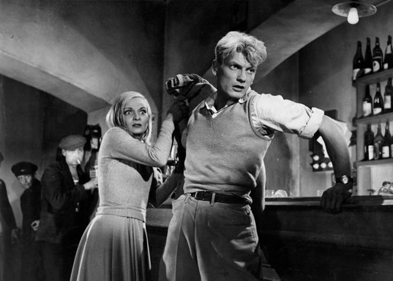 L'Éternel Retour de Jean Delannoy (1943) avec Jean Marais, Madeleine Sologne, Jean Murat