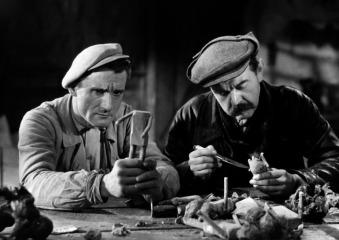 Goupi Mains Rouges de Jacques Becker (1943) avec Fernand Ledoux, Georges Rollin, Blanchette Brunoy